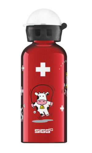 SIGG KID BOTTLE - FUNNY COW